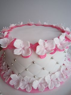 Mother's day cake By Arenita on CakeCentral.com