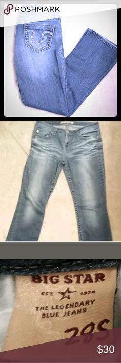 I just added this listing on Poshmark: Women's Big Star Maddie Boot Jeans size 28S. #shopmycloset #poshmark #fashion #shopping #style #forsale #Big Star #Denim