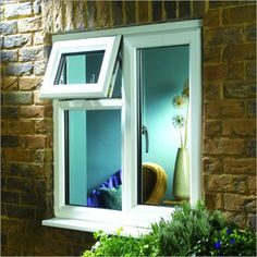 Weatherall specialises in uPVC double glazed windows and doors Melbourne, Offering secure & energy efficient double glazing windows an Affordable rate. Upvc Windows, Steel Windows, Windows And Doors, Bay Window Exterior, Single Storey House Plans, Soundproof Windows, Black Window Frames, Window Glazing, Window Repair