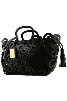 Ralph Lauren!  I'm going to find this purse and I don't care how much it is . It will be mine.