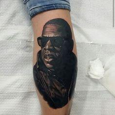 Jay-Z | 47 Tatuajes brillantes, horrorosos y bizarros de celebridades