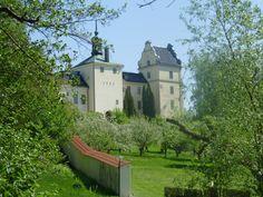Tyresö castle, Tyresö, Stockholm, Sweden.