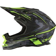 Dirt Bike O'Neal 2016 7 Series Helmet - Camo | MotoSport