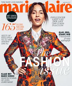Coverstory with Lizzy van der Ligt for Marie Claire NL photography Meis Belle Wahr & Jip Merkies styling by Ashley Veraart make-up by Sanne Le Gras Bleeker hair by Charlotte Niketic