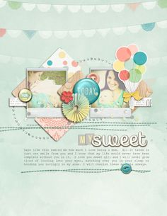 My Sweet by Amy Kingsford
