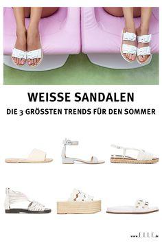 Vorbei sind die Zeiten, als man weiße Schuhe nur belächelt hat. Nach High  Heels 5b682e7585