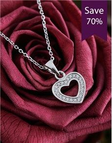 NetJewel is SA's largest sameday jewellery and gift delivery service. Order jewellery like mothers day online. Mother's Day Online, Jewelry Gifts, Jewellery, Heart Shaped Necklace, Washer Necklace, Stones, Delivery, Jar, Sterling Silver
