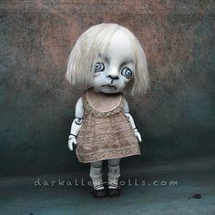 Limited Edition BJD art dolls by Veronika Lozovaya aka Dark Alley