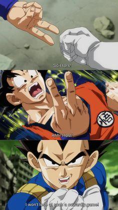 Vegeta and Goku Goku And Vegeta, Son Goku, Dragonball Super, Broly Movie, Dragon Ball Z, Balls Image, Fan Art, Principe Vegeta, Manga Dragon