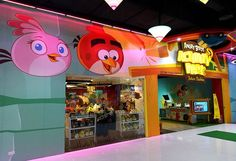 If you're visiting Johor with your family don't forget to visit the Angry Birds Activity Park at JBCC.