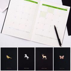 Spirited 17*16cm Creative Desk Standing Paper Organizer Schedule Planner Notebook Escolar 2019 Year New Kawaii Cartoon Cat Calendar Calendars, Planners & Cards Office & School Supplies