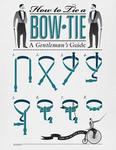Always wanted to wear a bow tie? Don't fret – we have you covered with this bow tie how-to tutorial!