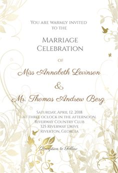 "Invitation Template Word Gorgeous Printable Wedding Invitation Template ""elegance"" Royal Blue  Word ."