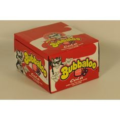 Bubbaloo COLA - 60 PACK