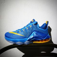 c3754d0d42a New Arrival Nike LeBron 12 Low Entourage (724557-484) Available at  www.kicks-crew.com