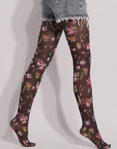 flower tights
