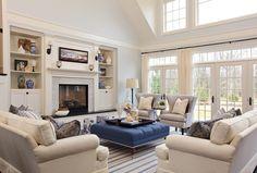 Camelia Court Living Room