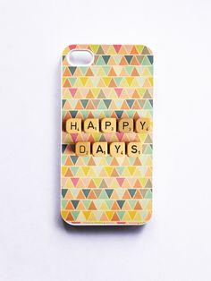 iPhone 4 Case: Happy Days :)