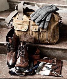 Fall Accessories Gentleman's Essentials