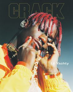 Crack launches latest issue with cover shot by James Pearson-Howes.
