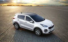 """"""" : the wait is finally over. The All-New will be released after this sunset. Kia Sportage, Cool Sports Cars, Cool Cars, Ford Used Cars, New Car Photo, 2014 Jeep Grand Cherokee, Crossover Suv, Kia Motors, Expensive Cars"""