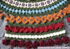 Un toque de color …y un poco de alegría…. « Mi Rincon de Crochet con graficos!!!!