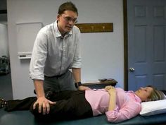 Part 1b of 3 for diagnosing sacroiliac joint dysfunction | In Touch Physical Therapy Blog