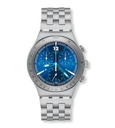 RHYTHMIC BLUE (YCS575G) - Swatch International