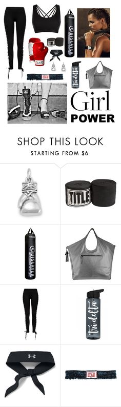 """My power look!"" by kaiyan-yang ❤ liked on Polyvore featuring JLEW Bags, Under Armour, Stella Jean, Everlast and Sweaty Betty"