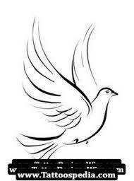 Paloma con rama de olivo dibujo arte pinterest for Mourning dove tattoo