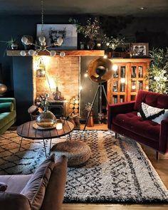 Home Living Room, Apartment Living, Living Room Designs, Living Room Decor, Living Spaces, Living Area, Living Room Inspiration, Home Decor Inspiration, Sweet Home