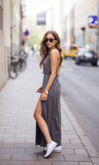 Look: Maxi Dress Comfy