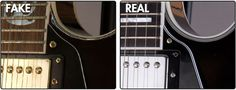 A Guide To Spotting Counterfeit Gibson, Fender and Ibanez Guitars | Sam Ash Music Direct