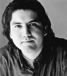Writer of Smoke Signals, Dances With Wolves and many other stories about the life and plight of Native Americans. Spokane Indians, Sherman Alexie, Dances With Wolves, Book Authors, Books, National Poetry Month, Aboriginal Culture, First Story, Yesterday And Today