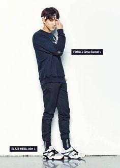 [Picture] BTS X PUMA #BLAZE_TIME [160129]