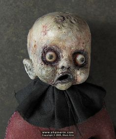 Zombie Art Doll 8 - Gerty (by Shain Erin)