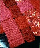 Knitty Gritty Pattern: Erika Knight's Woven Woolen Rug | Vickie Howell