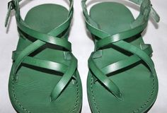 green jesus style