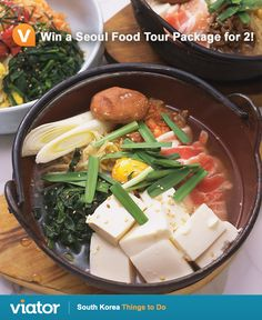 Are you a #foodies #travelling to #SouthKorea? Enter our #giveaway for a chance to win a #Seoul Food Tour Package for 2!