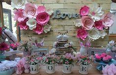mesa mais que perfeita romantica