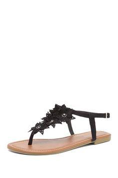 90f61cc9d Aderyn Sandal Floral Sandals