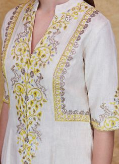 Indian Fashion Designers - Anita Dongre - Contemporary Indian Designer - The Arianwen Suit - AD-SS17-PH-3-SS17RR068