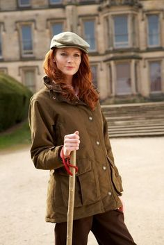 Sherwood Ladies Norwood Country Jacket Country Attire 0d2a7752fd8b