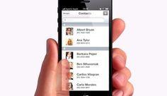 Nuevo Concepto de iOS 7 [Vídeo]