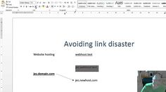 5 minutes to Avoiding link disaster