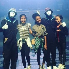 Had a good time @horrornights@unistudios with @kyladrewatla &@jayka.noelle . Make sure you check out the@jabbawockeez show there, it is amazing!#UniversalHHN Thank you @hermanflores for the hook up!...