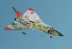 Military Jets, Military Aircraft, Fighter Aircraft, Fighter Jets, Avro Arrow, Airplane Design, Aircraft Painting, Experimental Aircraft, Aircraft Photos
