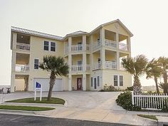 Hog+Heaven:+BRAND+NEW,+Private+Pool,+Ocean+Views,+Private+Beach+Walkover+++Vacation Rental in Texas Gulf Coast from @homeaway! #vacation #rental #travel #homeaway