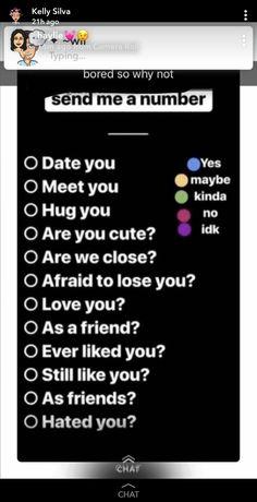 Snapchat Names, Snapchat Posts, Snapchat Quotes, Instagram And Snapchat, Instagram Quotes, Snapchat Ideas, Funny Snapchat Stories, Snapchat Story Questions, Snapchat Question Game
