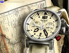 Primus Desert Pilot, which is a contemporary take on legendary pilot's chronographs
